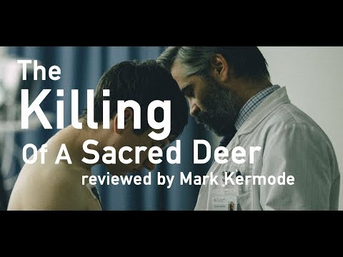 The Killing Of A Sacred Deer reviewed by Mark Kermode