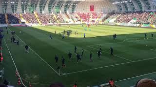 Spor Toto Akhisar Stadyumu açılışı
