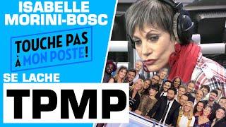 Isabelle Morini-Bosc se lâche sur les chroniqueurs de TPMP - Marion et Anne-so