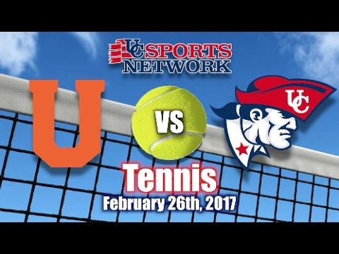 University of the Cumberlands - Men's & Women's Tennis vs. Union College 2017