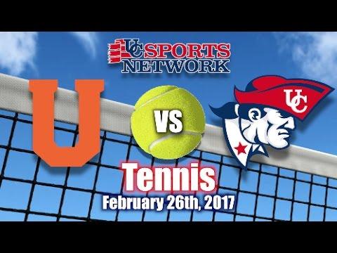 University of the Cumberlands - Men's & Women's Tennis vs. Union College 2017