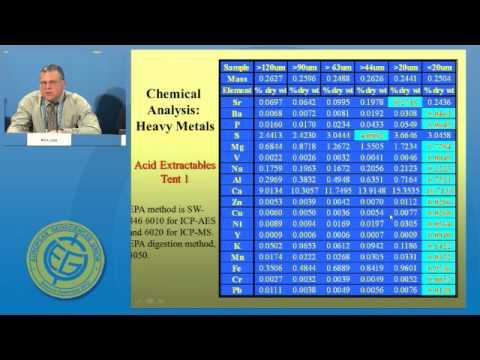 EGU2012: Geosciences and health (PC1)
