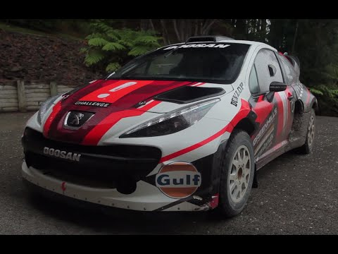 The Kelsey MC2: Homebuilt Rally Car That's Too Fast for the WRC - TST in NZ