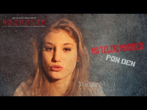 Intervista all'attrice Matilde Maggio Pezzotta per il film RASPUTIN, regia di Louis Nero