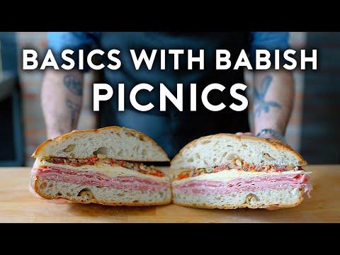 Picnic Food | Basics with Babish - Babish Culinary Universe