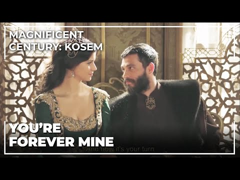 Sultan Ahmed And Kosem Gets Married | Magnificent Century: Kosem