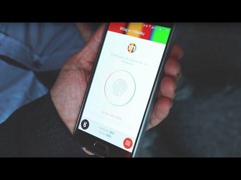 Sprawdzamy nową aplikację mobilną mBanku - wspiera Android Pay oraz skaner linii papilarnych!