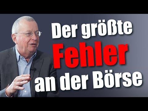 Martin Weber: Darum machen aktive Investoren an der Börse ALLES falsch // Mission Money