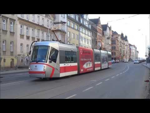 Tramvaje v Brně / Trams in Brno 29.12.2016