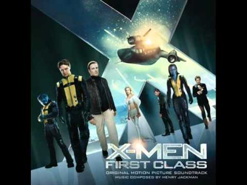 x-men first class  - would you date me - henry jackman