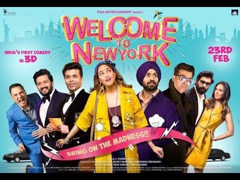 Download Welcome To New York Official Trailer||   Sonakshi Sinha||   Diljit Dosanjh ||  Karan Johar  ||HD