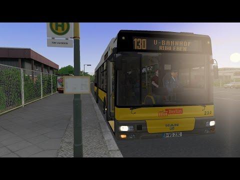 Ein schöner Gas Bus! - MAN N313 CNG - Berlin-Spandau - Let's Play OMSI 2 #418