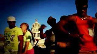 fclan con salsa house yo vengo de cuba 2013