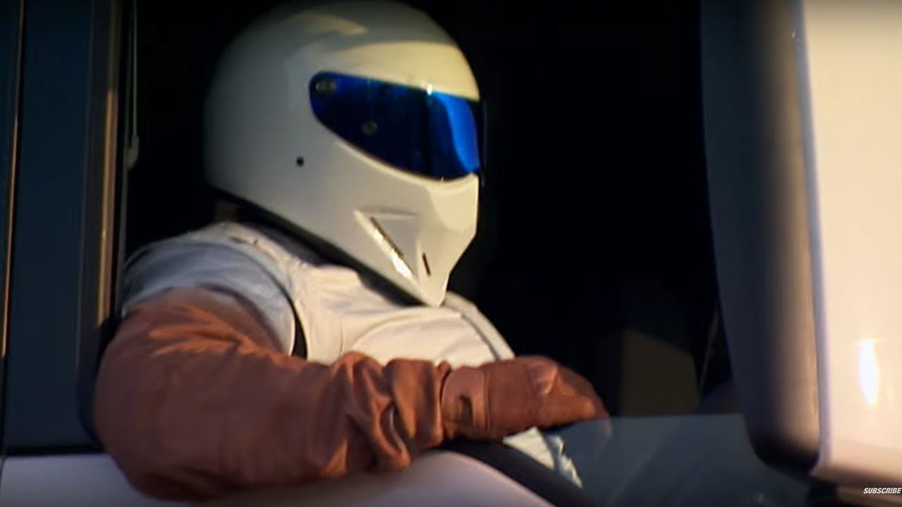 the stig 39 s cousins the stig top gear bbc youtube. Black Bedroom Furniture Sets. Home Design Ideas