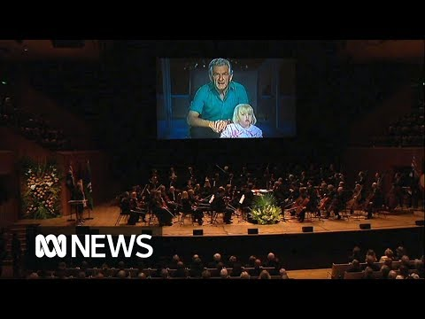 Hawke Memorial: Hawke's family speaks on his life well lived | ABC News