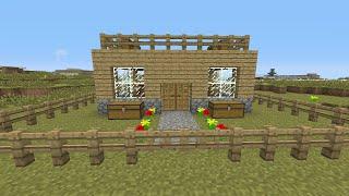 Best Beginner/Starter House - Minecraft Tutorial
