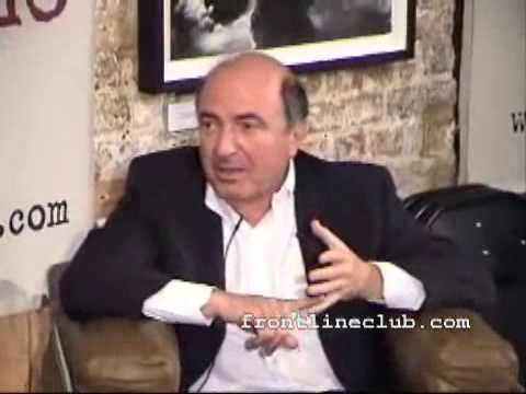 Boris Berezovsky - Putting one over Putin