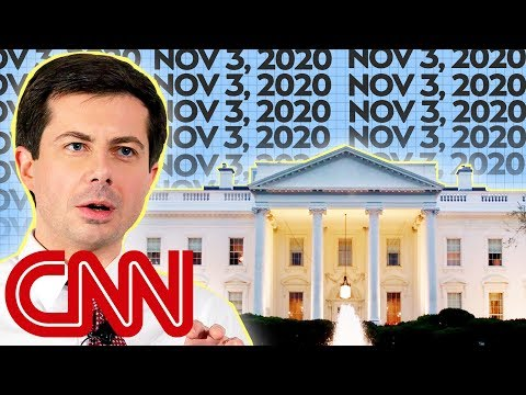 Who is Pete Buttigieg and why is he having a 2020 moment?