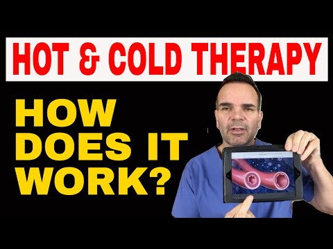 Hot & Cold Therapy how does it work?