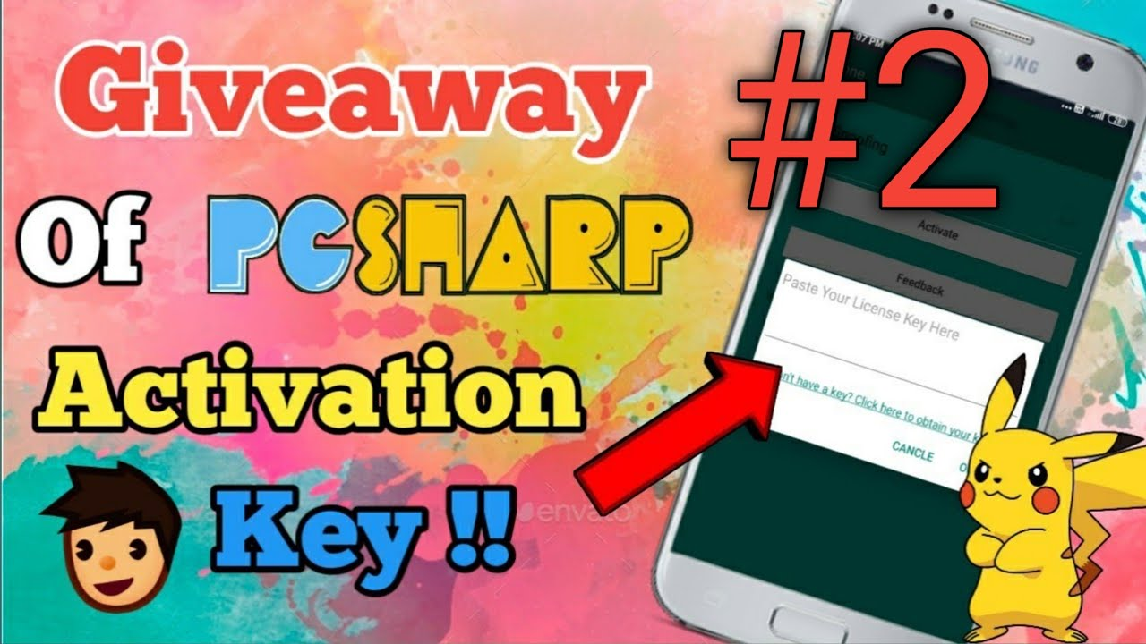 Pgsharp free activation key giveaway #2 - YouTube