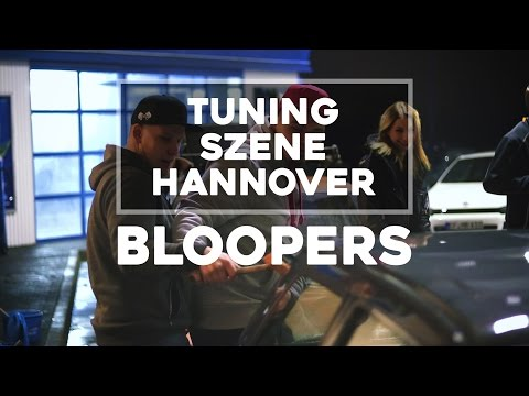 Bloopers aus dem Tuning Szene Hannover Video