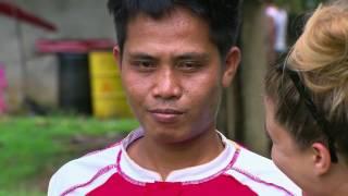 """Jak rozśmieszyć Laotańczyka? Uczestnicy """"Azja Express"""" mieli trudne zadanie!"""