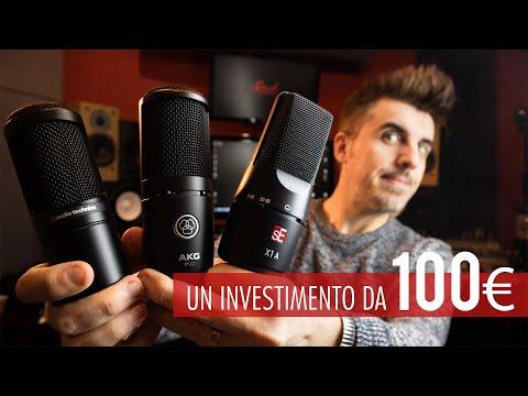 3 Microfoni Da Studio Da 100 Euro Da Tenere Per Sempre   Red Sprecacenere