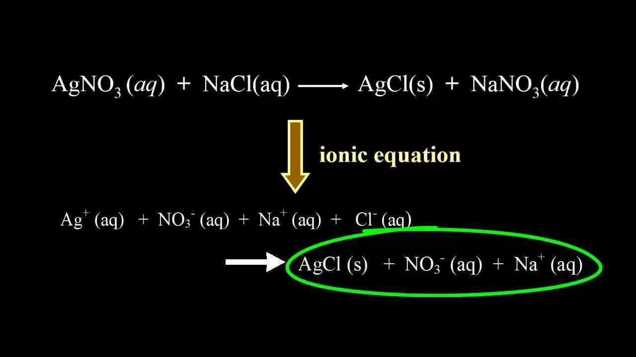 Ionic Net Ionic Equations Dissociation Precipitation – Writing Net Ionic Equations Worksheet