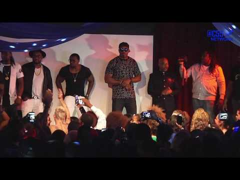 Timaya Live In Gothenburg 2016