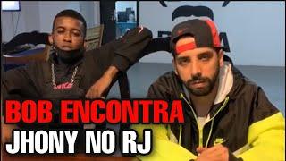 JHONY encontra BOB 13 NO RIO DE JANEIRO *olha no que deu* (RAPNEWS #81)
