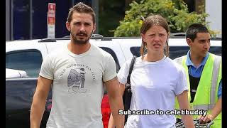 Shia LaBeouf with His Beautiful wife Mia Goth Lovely Album..How Cute!!
