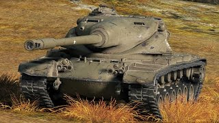 World of Tanks T54E1 - 11 Kills 8,6K Damage
