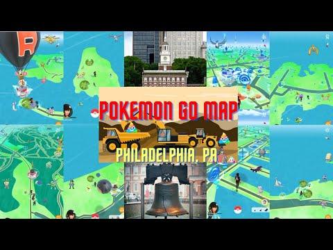 Pokemon Go At South Philadelphia Super Site In Philadelphia, PA