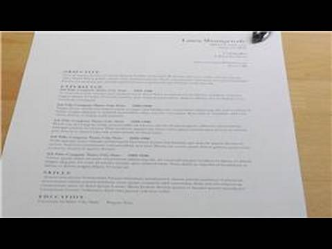 Teaching  Writing Tips  How to Write a Nursing Resume - YouTube