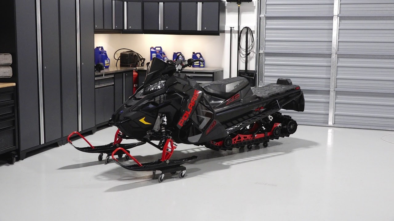 Polaris Titan Skag Replacement - Polaris Snowmobiles