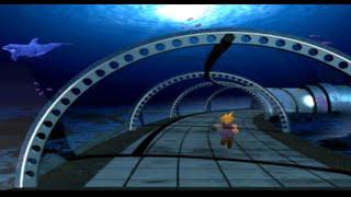 Final Fantasy VII Playthrough Part 46 Underwater Reactor