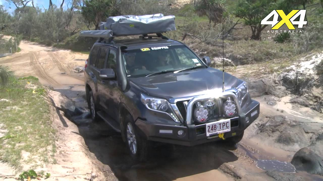 Download TJM and 4X4 Australia Fraser Island 2014 - Bull Bar Product News