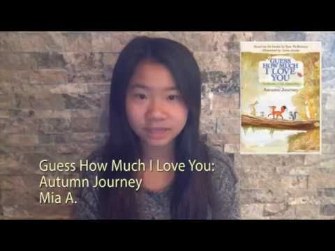 Guess How Much Love You Autumn Journey By