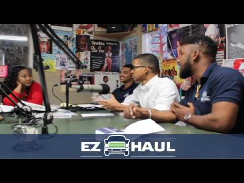 EZ Haul - MORNING BOIL 102.9 FM