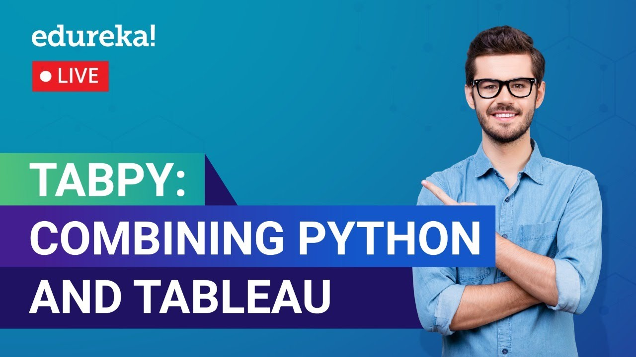 TabPy: Combining Python and Tableau | TabPy Training | Tableau Training