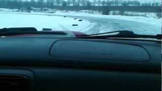 d_k & Subaru Impreza GT Icemania z Driveart'em Tor Lublin