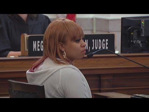 Alicia Napier testifies in Ray Tensing trial