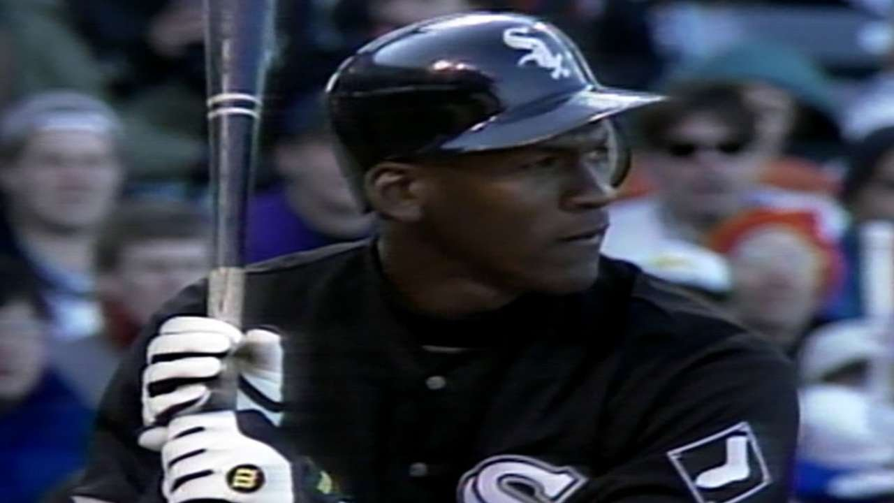 24 Years Ago Michael Jordan Signed With The White Sox Mlbcom