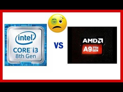 Amd A9 Vs Intel I3 Mejor Rendimiento De Cpu O Procesador Youtube