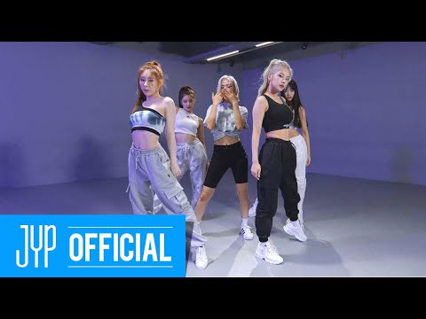 "ITZY ""Not Shy"" Dance Practice (Moving Ver.)"