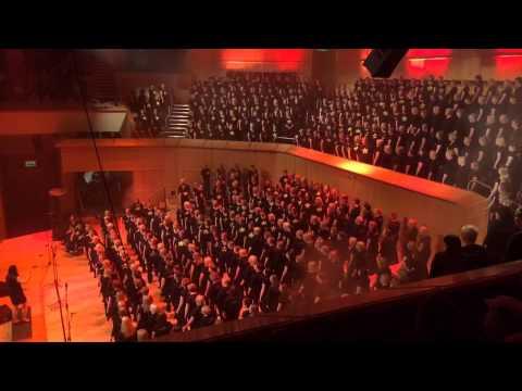 Rock Choir - Glasgow Royal Concert Hall 2014