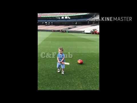 Shaun Marsh son Austin Marsh cute videos