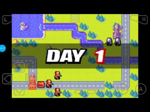 GBA Game Advance Wars 2 (Part1 Clean Up)