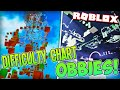 Speed's Difficulty Chart Obby (All Stages 1-90) (ROBLOX ...