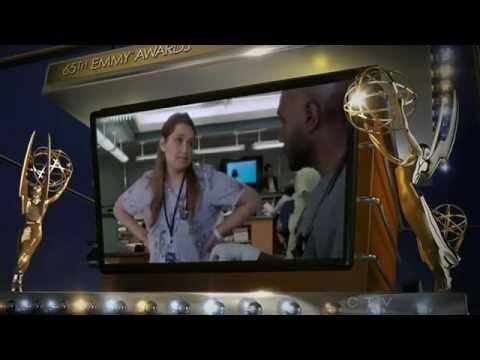 Merritt Wever wins an Emmy for Nurse Jackie 2013